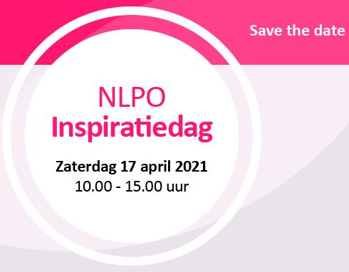 Save the date - Eerste NLPO Inspiratiedag op 17 april